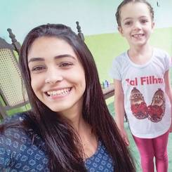 Ane, Au pair from Brazil