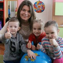 Ivanna, Au pair from Ukraine