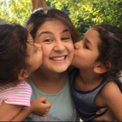 Gokce, Au pair from Turkey