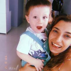 Burcu, Au pair from Turkey
