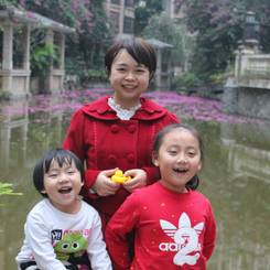 Qianwen, Au pair from China