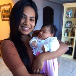 Michele, Au pair from Brazil