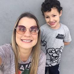 Dayane, Au pair from Brazil