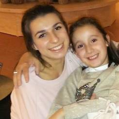 Diana, Au pair from Spain