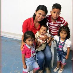 Joana, Au pair from Colombia