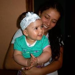 Camila, Au pair from Colombia