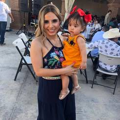 Angelica, Au pair from Mexico
