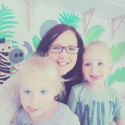 Ilse, Au pair from South africa