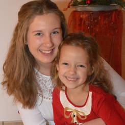 Anna, Au pair from Germany