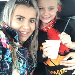 Chane, Au pair from South africa