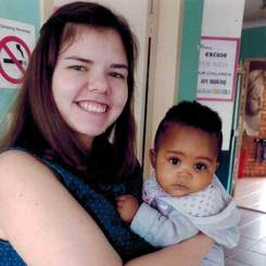 Jenny, Au pair from South africa