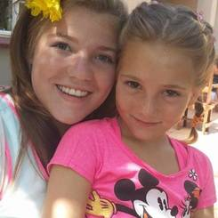 Dell, Au pair from South africa