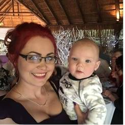 Klauwdia, Au pair from South africa