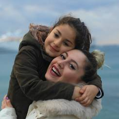 Dilan, Au pair from Turkey