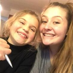 Laura, Au pair from Denmark