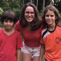 Ana, Au pair from Brazil