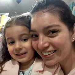 Lina, Au pair from Colombia