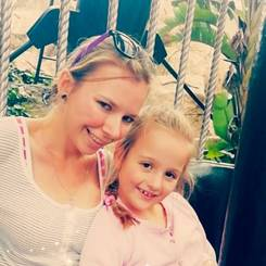 Carren, Au pair from South africa