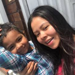 Ingrid, Au pair from Colombia
