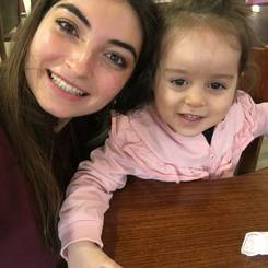 Gulsah, Au pair from Turkey
