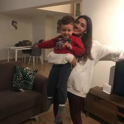 Neslihan, Au pair from Turkey