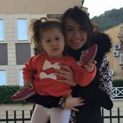 Kadriye, Au pair from Turkey