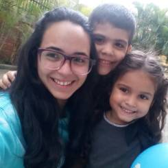 Beatriz, Au pair from Venezuela