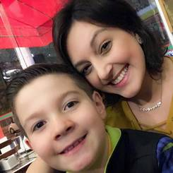 Isabela, Au pair from Brazil
