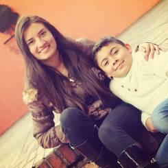 Janeth, Au pair from Colombia