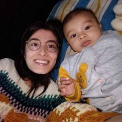 Gladys, Au pair from Colombia