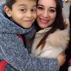Vanesa, Au pair from Mexico