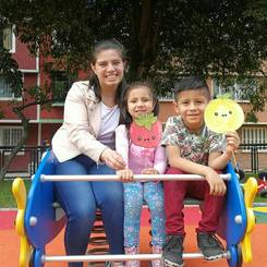 Dayana, Au pair from Colombia