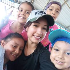 Kimberly, Au pair from Colombia