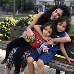 Ezgi, Au pair from Turkey