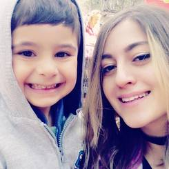 Seyma, Au pair from Turkey