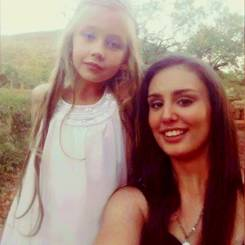 Sera, Au pair from South africa