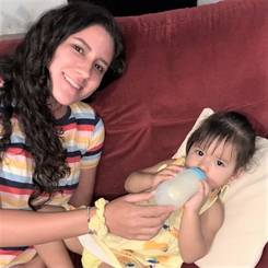 Paulina, Au pair from Mexico
