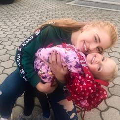 Laura, Au pair from Germany