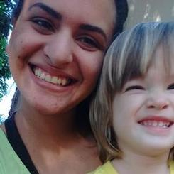 Adrielle, Au pair from Brazil