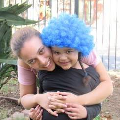 Megan, Au pair from South africa