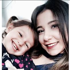Tugba, Au pair from Turkey