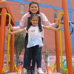 Adriana, Au pair from Colombia