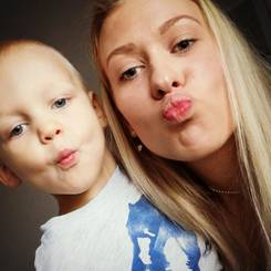 Nette, Au pair from Finland