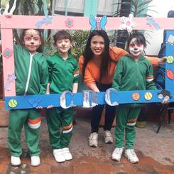 Karol, Au pair from Colombia