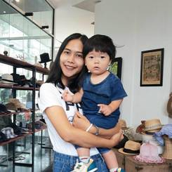 Boonyapond, Au pair from Thailand