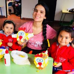 Margarita, Au pair from Colombia