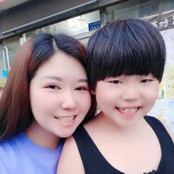 Mengxuan, Au pair from China