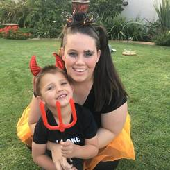 Danielle, Au pair from South africa