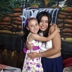 Yeimy, Au pair from Colombia