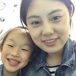 Siheng, Au pair from China